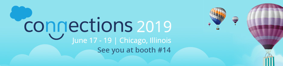 Salesforce Connections 2019